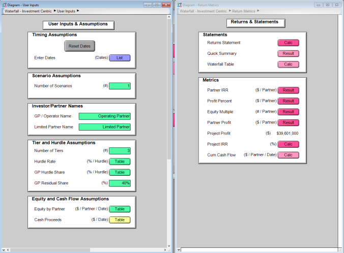 Input and Output Forms
